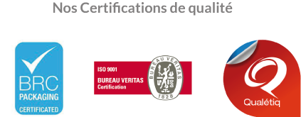 Stratus packaging groupe certification