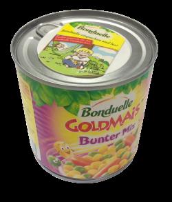 Booklet Bonduelle maïs